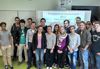 "Link zur Seite ""Ecological Revolutionary Company eSG"" (Gruppenbild vom Team Ecological Revolutionary Company)"
