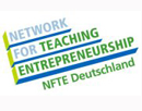 "Link zur Seite ""Network for Teaching Entrepreneurship (NFTE)"" (Logo NFTE)"